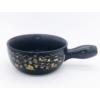 Kép 1/4 - Sajtfondü edény Sífelvonó, fekete színű