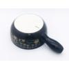 Kép 3/4 - Sajtfondü edény Sífelvonó - fekete színű - alulról