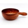 Kép 1/5 - Sajtfondü edény Noce, terrakotta, diófa színű