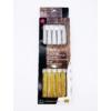 Kép 2/2 - Villa sajtfondühöz - műanyag PP nyelű - fa színű - csomag