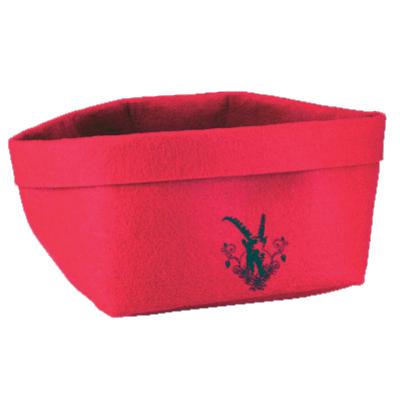Kenyérkosár Bak, piros színű