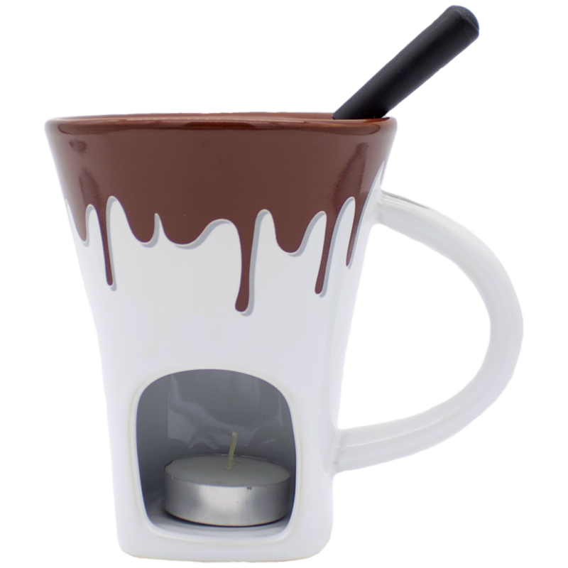 Csokifondü szett Csokoládé, 3 részes